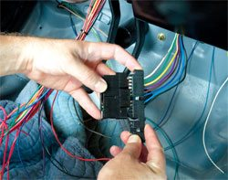 How to Upgrade the Wiring and Elecrtical in Your Chevelle