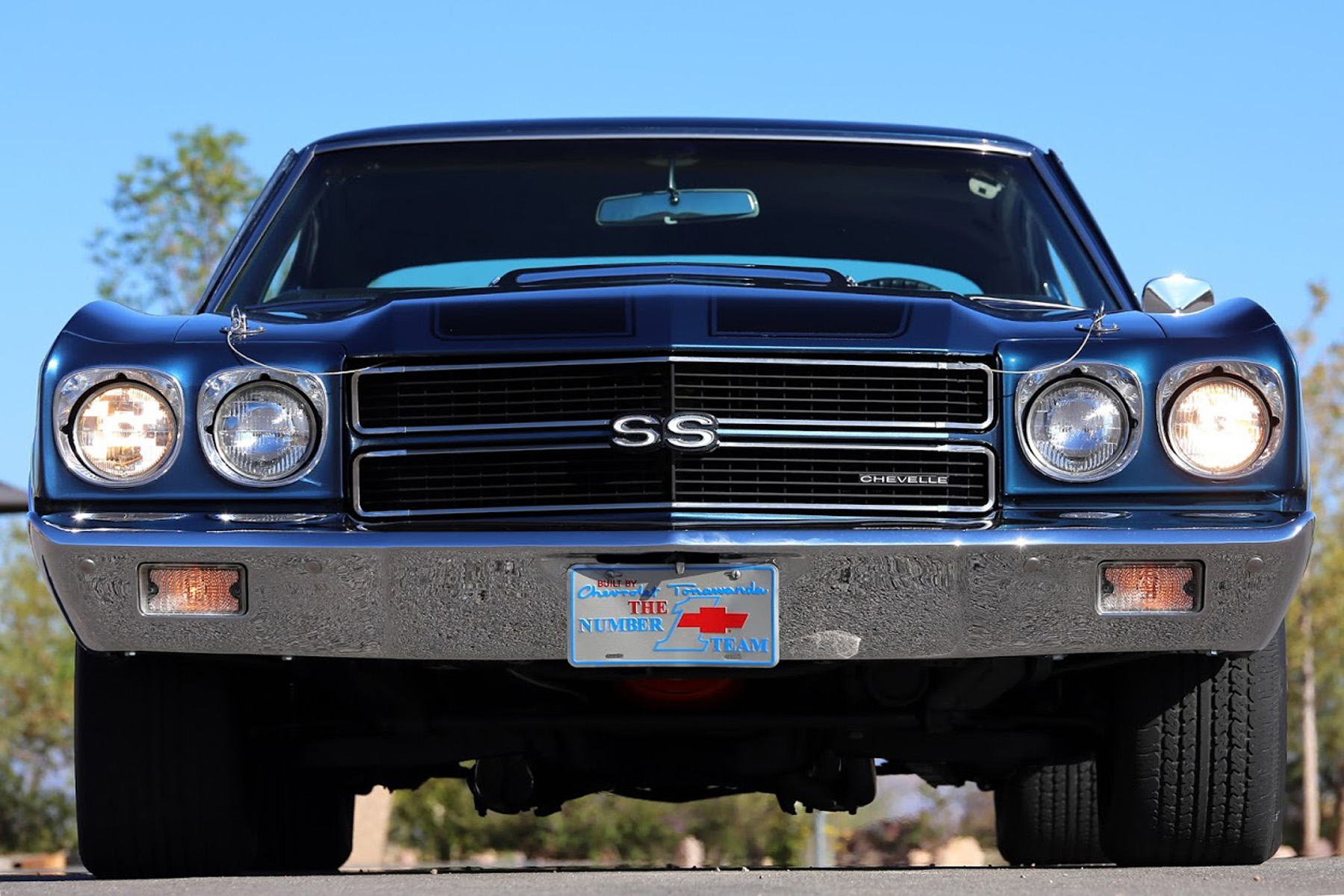 hight resolution of hypothetical question if you were to visit your local weekend car show what s the most common mid size muscle car you would most likely see in attendance