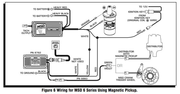 Msd 6al Hei Wiring Diagram Chevy Msd S Newest 6al Takes Conventional Ignitions Into The