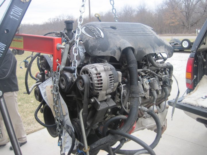 2007 Tahoe Wiring Diagram Junkyard Ls Engine Builds Going From Rags To Riches