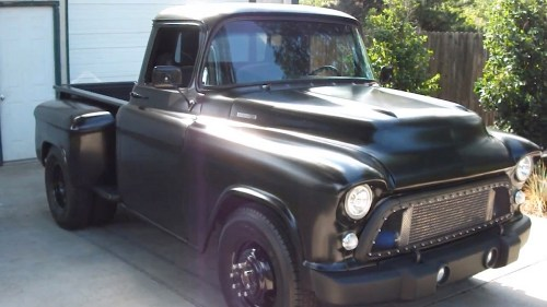 small resolution of video ultimate super hauler duramax diesel swapped 57 chevy