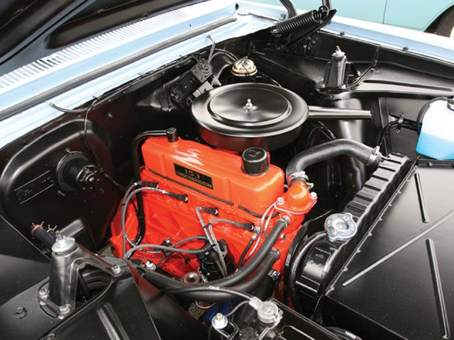 Wiring Diagram For  Size Doesn T Matter The Tale Of The Chevy Ii Nova 153 Il