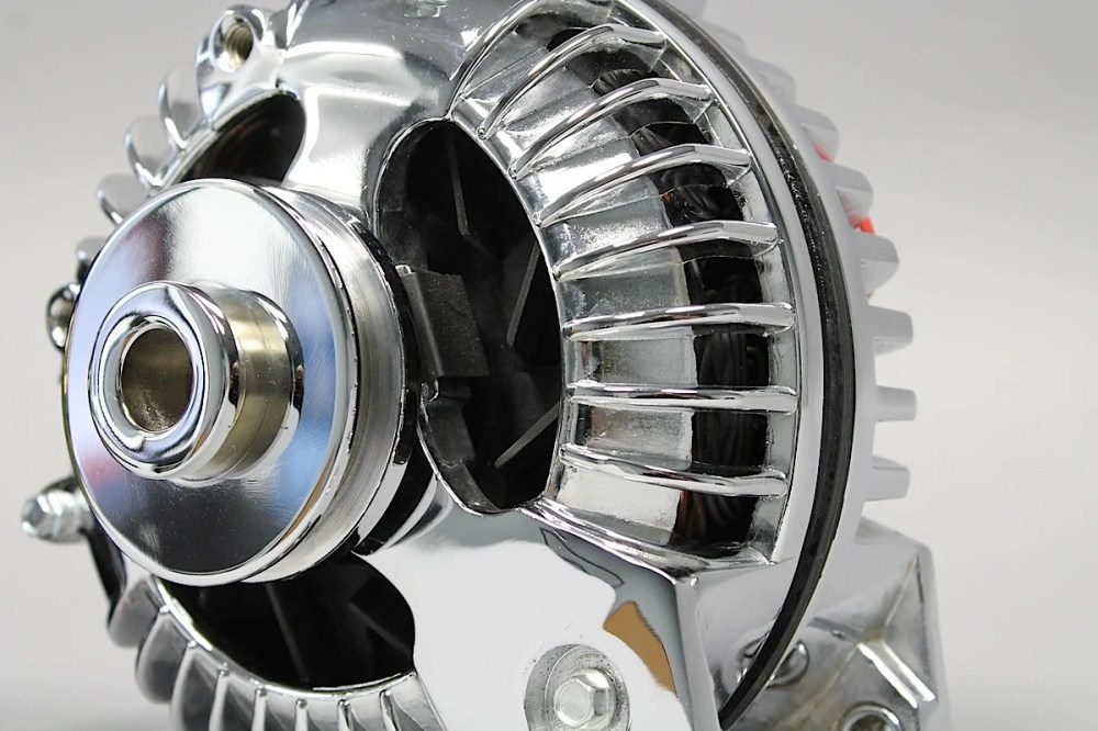 medium resolution of one wire alternators are they better or just easier to hook up one wire gm alternator wiring ls7 alternator wiring