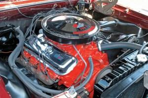 Chevelle Engine Options: 1967  Chevy Hardcore