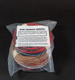 ron francis sent a box with several separate sections of our new harness packaged up for the install each bag is labeled with the circuit and includes  [ 1200 x 800 Pixel ]