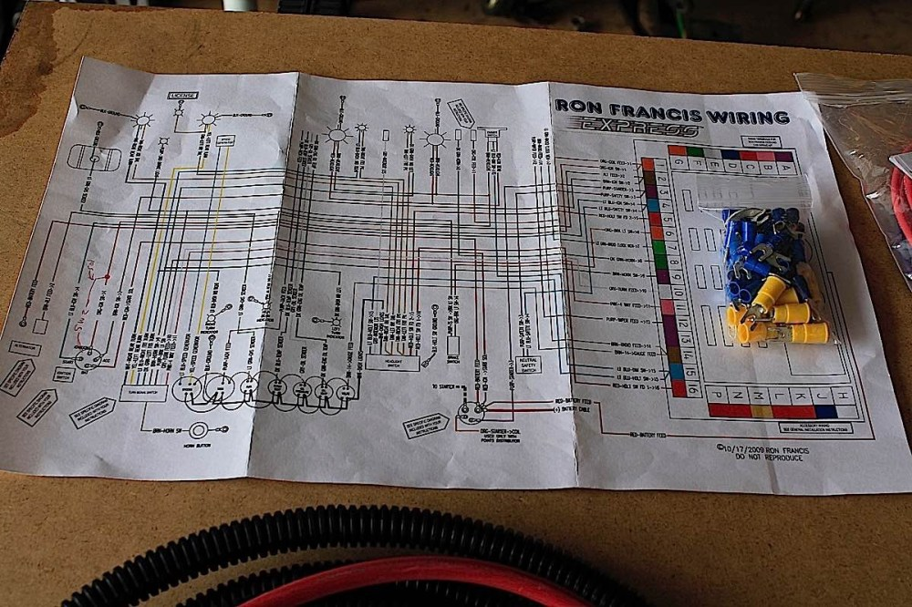 medium resolution of ron francis wiring schematic wiring diagram info ron francis wiring diagrams ron francis wiring diagrams source ron francis wiring harness installation
