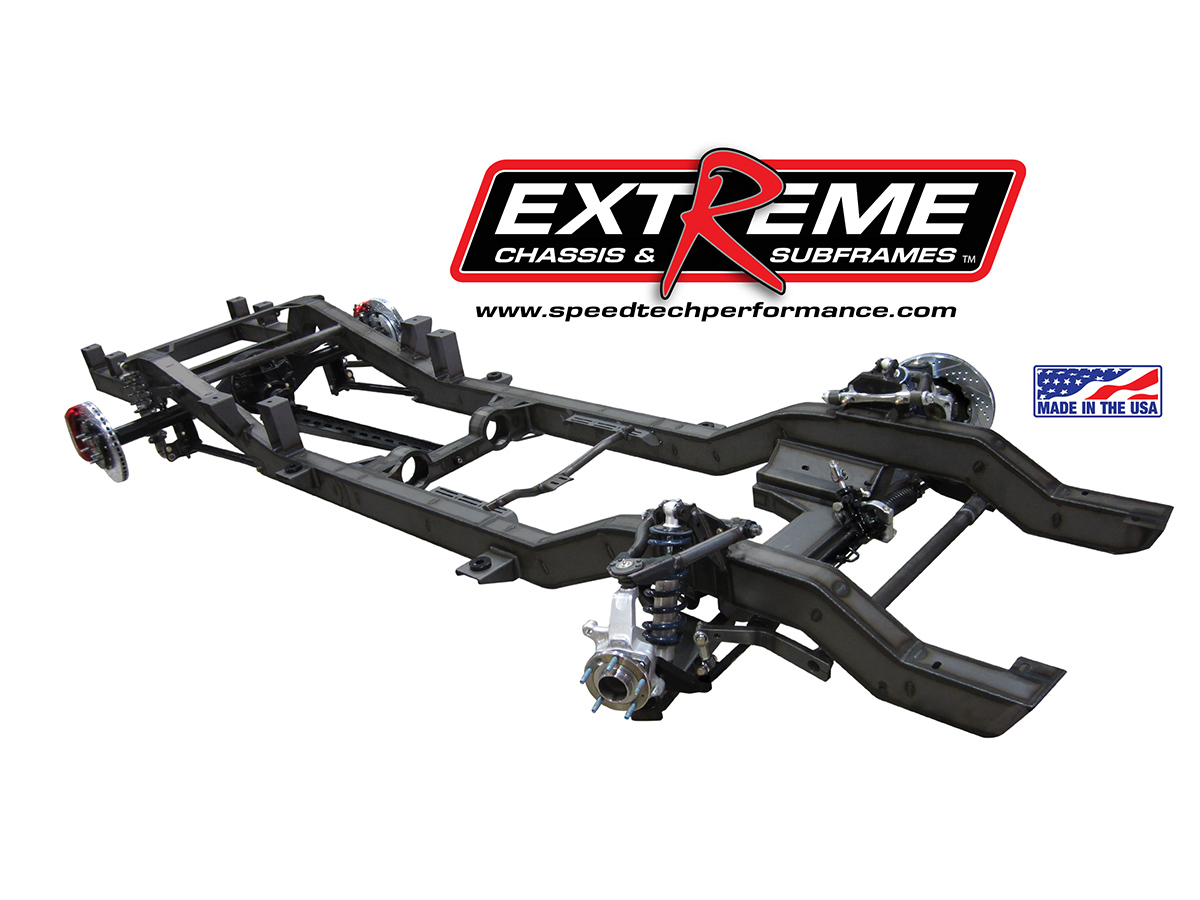 Speedtech Performance Releases Extreme Pro Touring Chassis
