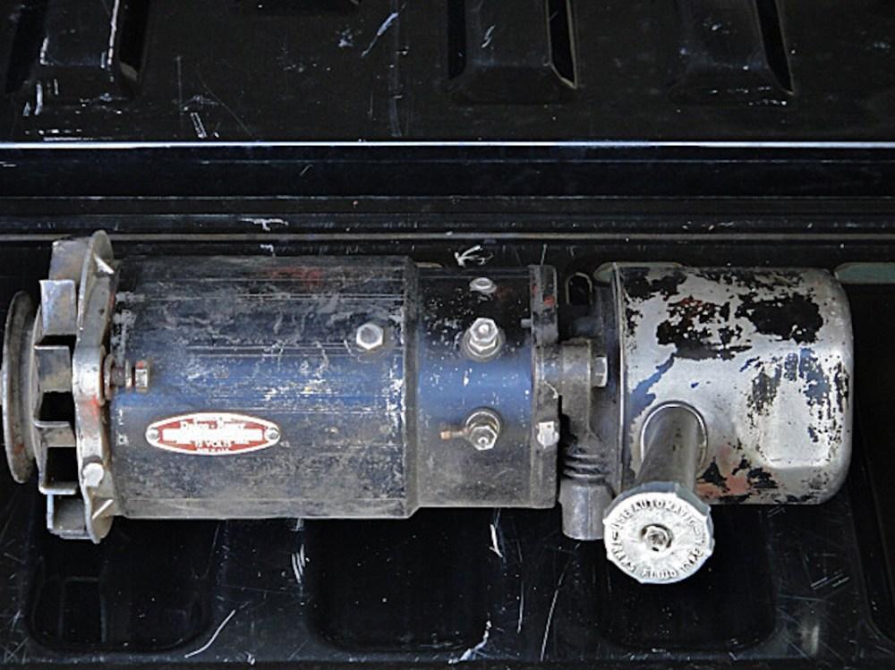 medium resolution of 1956 chevrolet power steering