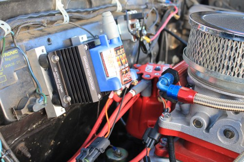 small resolution of you won t be able to make these kinds of adjustments to your timing curve with the rtr distributor for a boosted engine you ll need more control than the