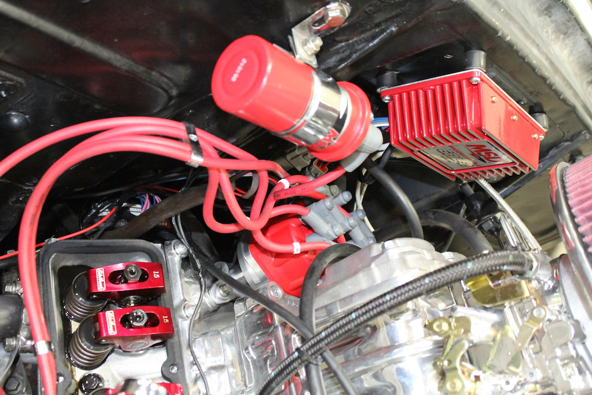 hight resolution of you won t be able to make these kinds of adjustments to your timing curve with the rtr distributor for a boosted engine you ll need more control than the