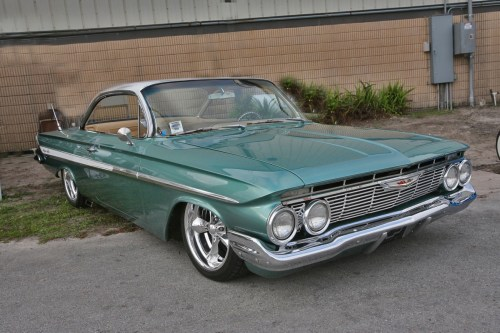 small resolution of this 61 impala helped len evans capture his dream