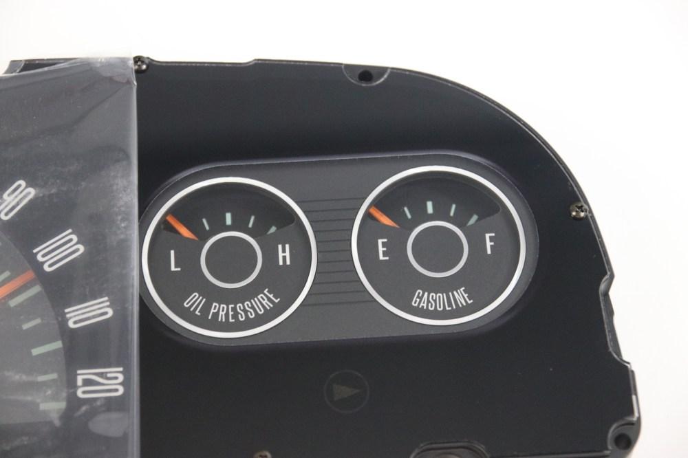 medium resolution of dakota digital s retro series gauges for first gen c k series trucks