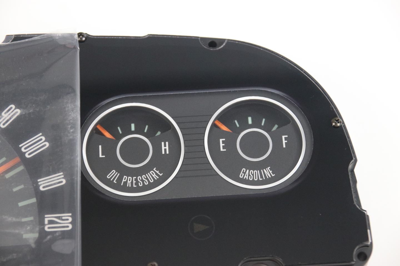 hight resolution of dakota digital s retro series gauges for first gen c k series trucks