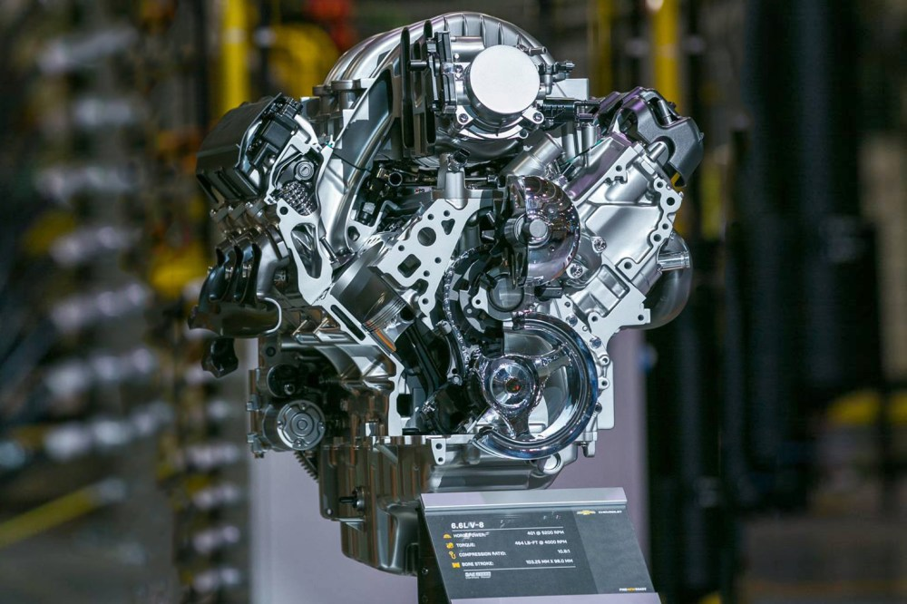 medium resolution of the new gm l8t engine is a 401ci gen v that hot rodders will love
