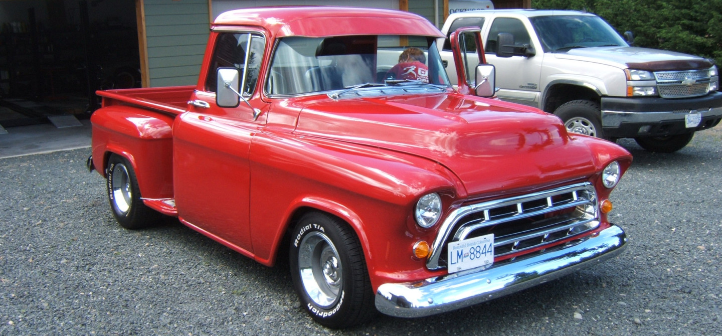 hight resolution of 1957 chevy pickup