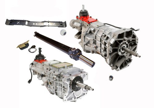 small resolution of five speed upgrade now available for 73 87 chevy trucks