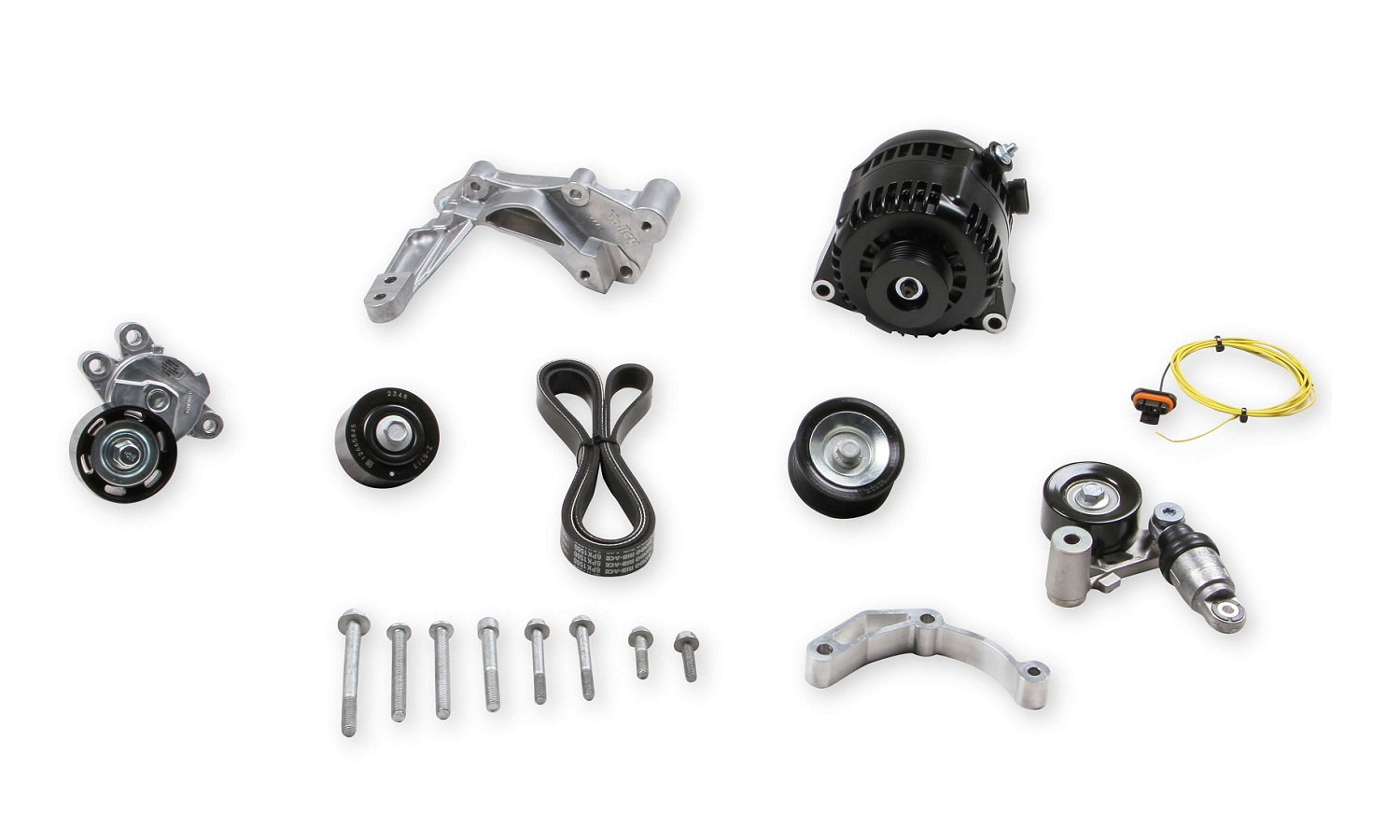 Holley Releases Accessory Drive Kits For Gm Lt Gen V Engines