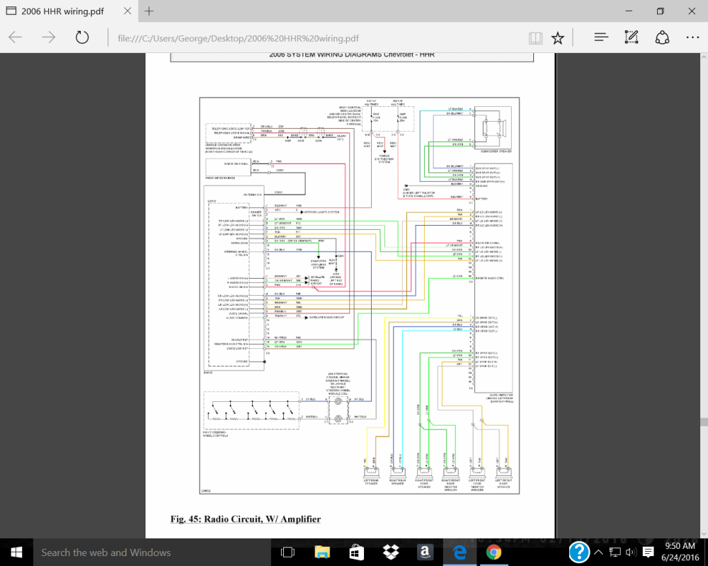 medium resolution of 2010 chevy hhr stereo wiring diagram screenshot 4 png