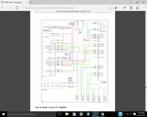 small resolution of 2010 chevy hhr stereo wiring diagram screenshot 4 png