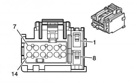 2003 Honda Odyssey Radio Wiring Diagram