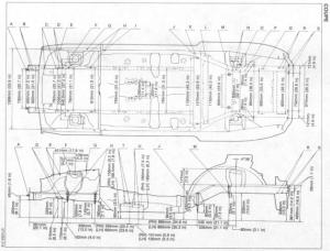 Anyone have Chassis Diagrams ??  Chevy HHR Network