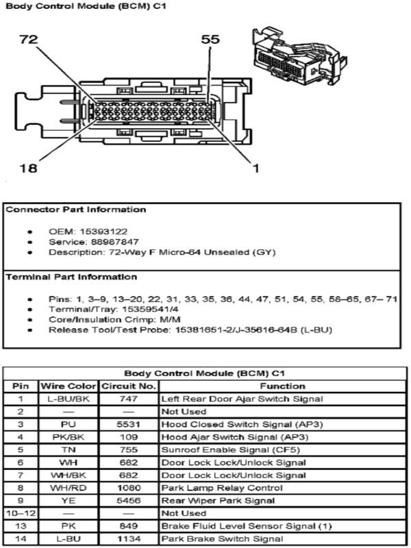 32704d1501220541 convert front side marker work turn signal marker lamp bcm_c1_1?resize=600%2C800&ssl=1 2007 gmc sierra turn signal wiring diagram the best wiring 1957 chevy truck turn signal wiring diagram at gsmportal.co