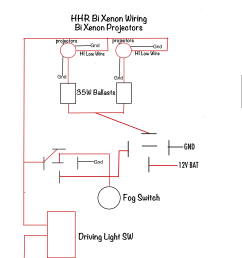 here is the wiring diagram bixenons in ss fog lights img 4556 png  [ 2600 x 3696 Pixel ]
