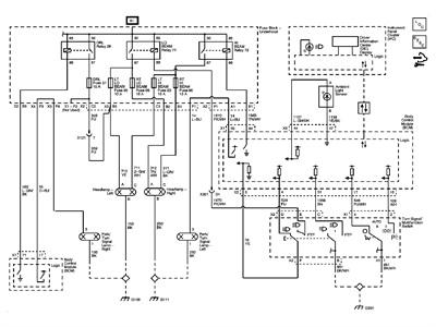 Honda Ridgeline Lighting Wiring Diagram Parking Light Problem Chevy Hhr Network