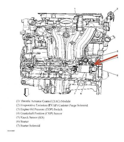 2009 Chevy Hhr Camshaft Position Sensor Location. Chevy
