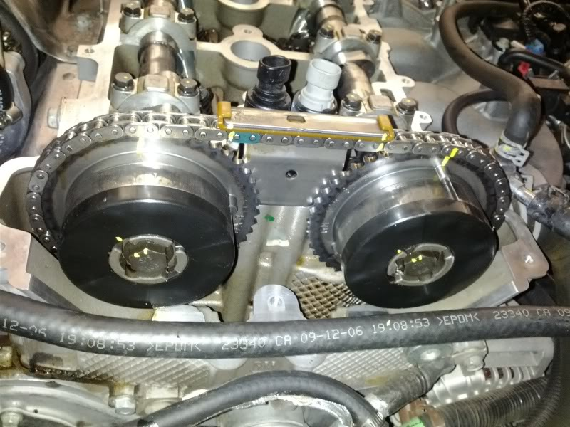 2011 Chevy Impala Engine Diagram Replaced Timing Chain Tensioner Now Big Problem Page 2