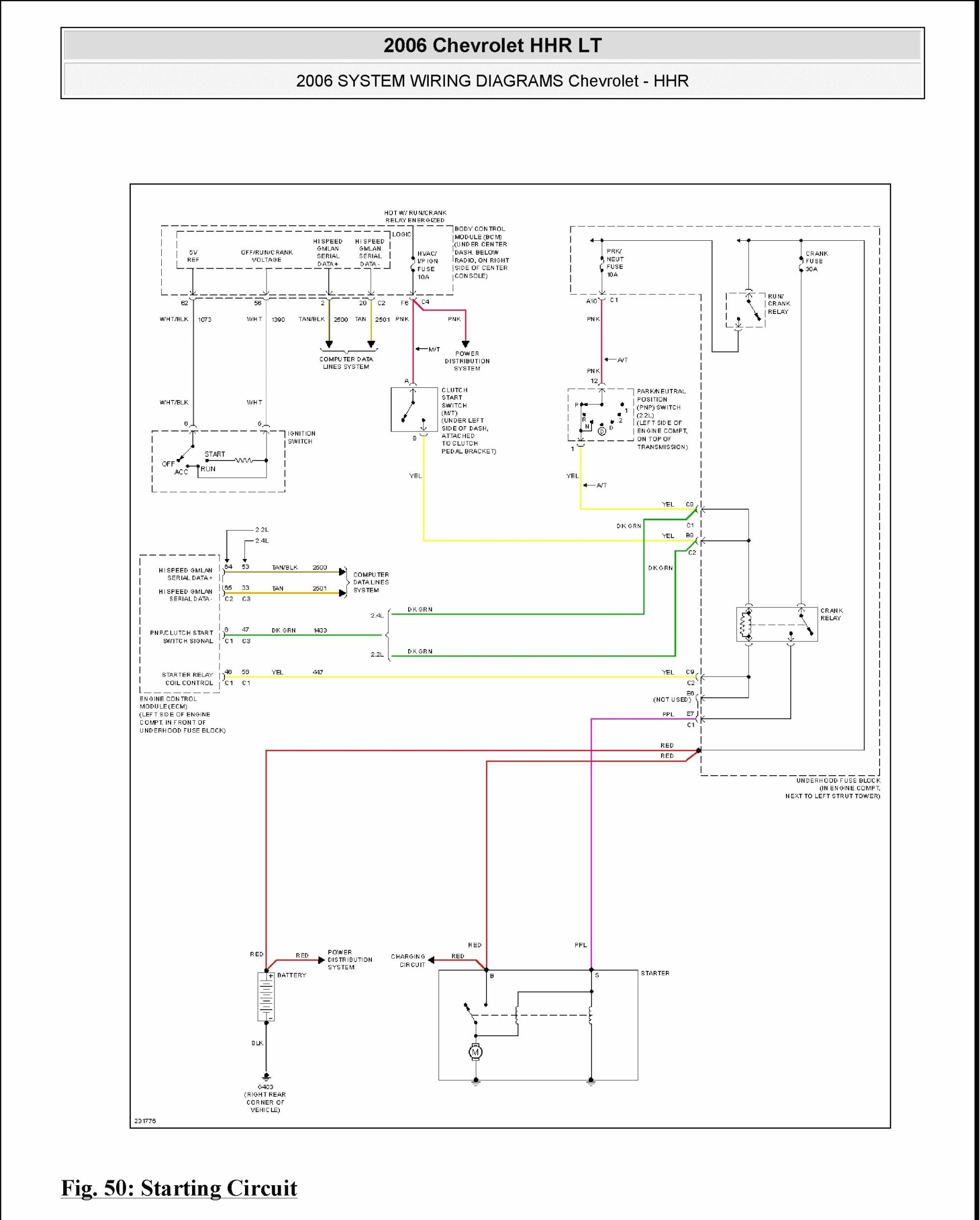 hight resolution of no crank no start no communication page 2 chevy hhr network hhr body control hhr wiring diagram