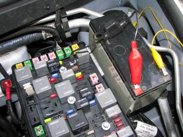 2008 cobalt fuse box replacement