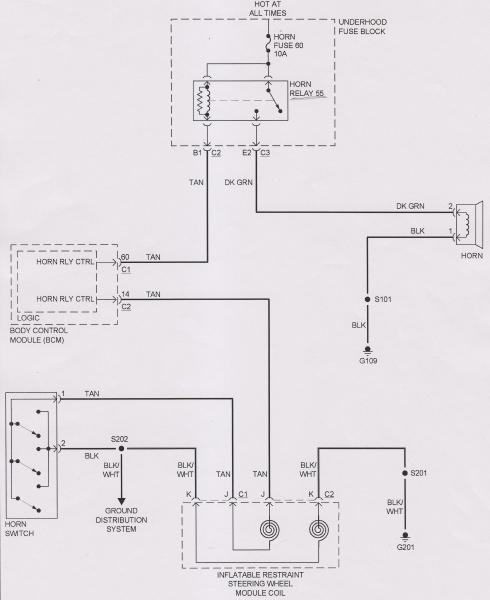 horn relaycar wiring diagram page 9