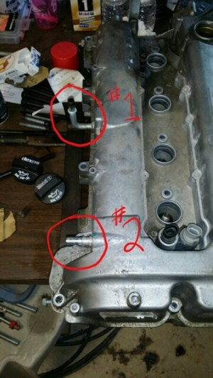 Installing an Oil Catch Can  Chevy HHR Network