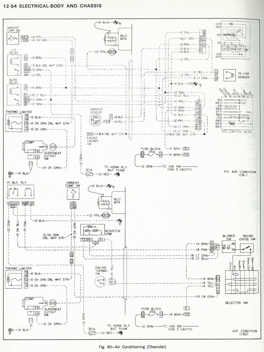 medium resolution of 73 nova wiring diagram dave s nova site 1973 nova custom nova references info