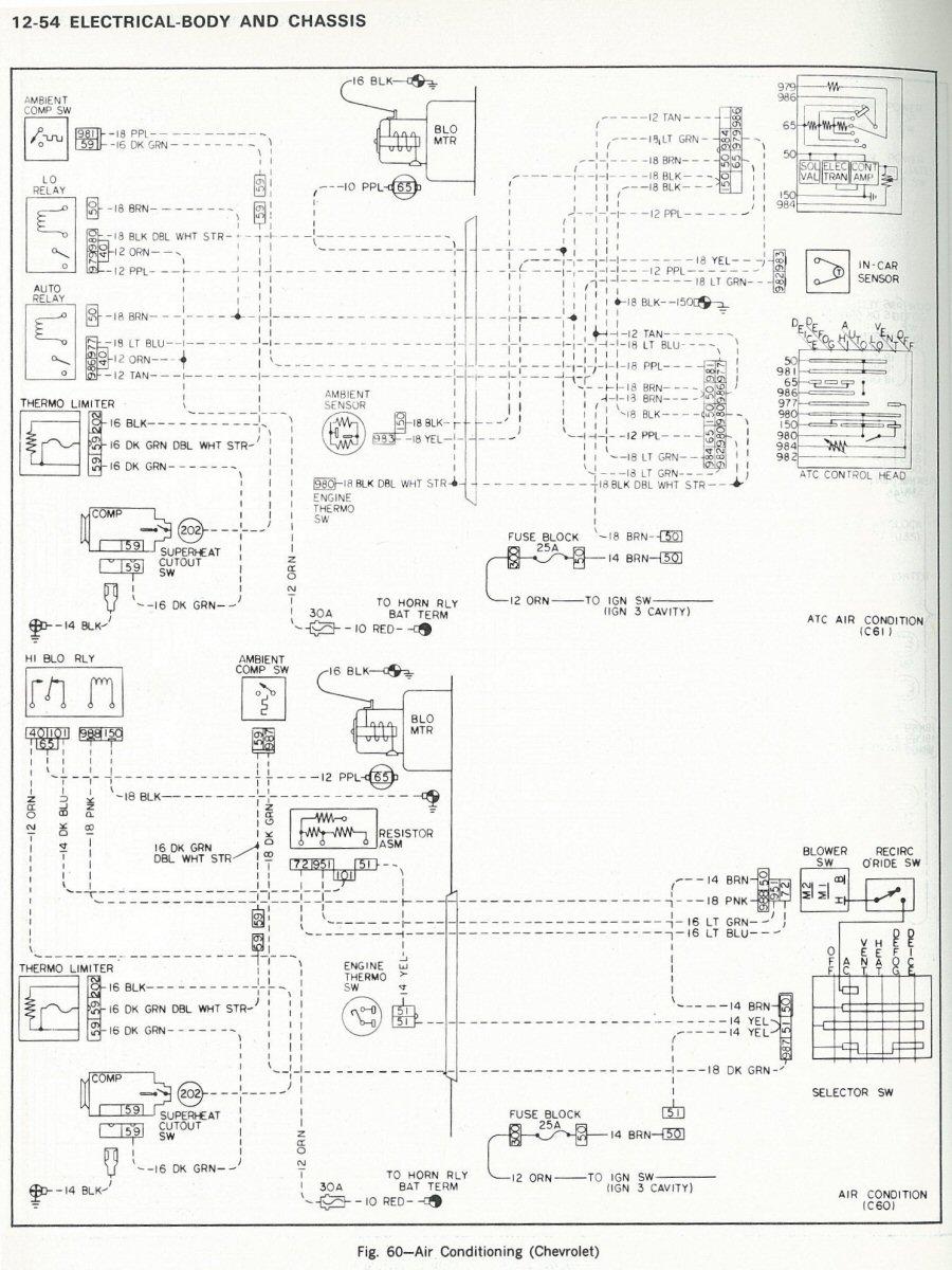 hight resolution of 73 nova wiring diagram dave s nova site 1973 nova custom nova references info