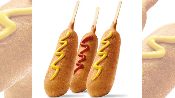 Image result for sonic corn dog