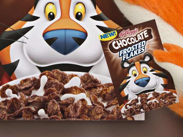 Kellogg39s Just Dropped New Chocolate Frosted Flakes Chew