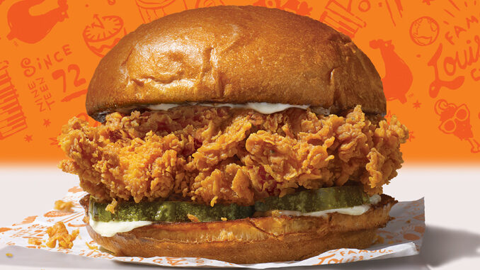 Popeyes Set To Officially Drop New Chicken Sandwich ...