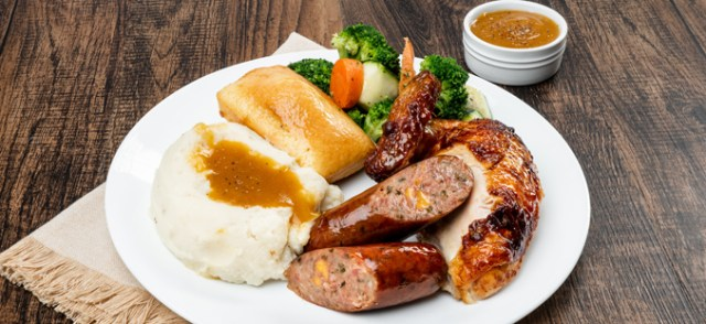 Create Your Own Smokehouse Platter