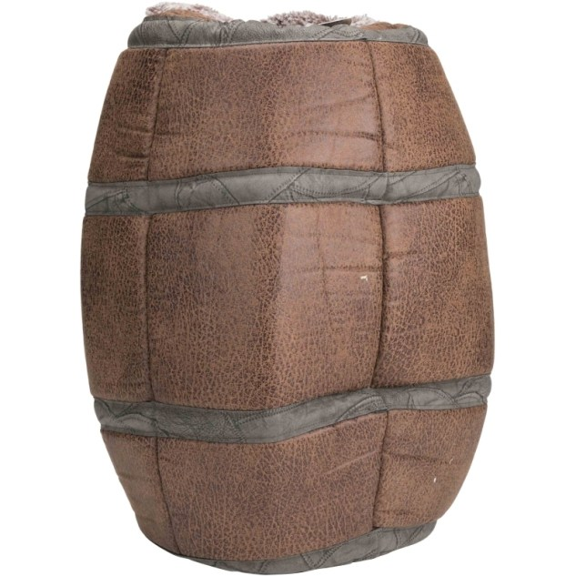 Barrel Bed for Pet
