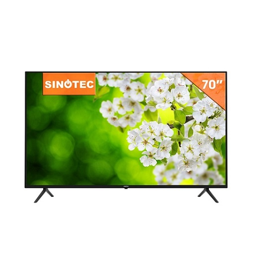 Sinotec inch UHD LED Backlit Android Smart TV