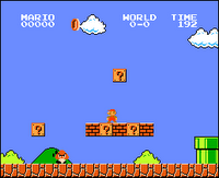 Javascript Mario