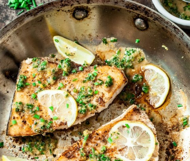 Lemon Garlic Swordfish Recipe Chew Out Loud