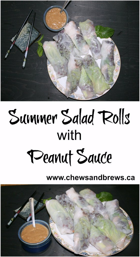 Salad Rolls Pin