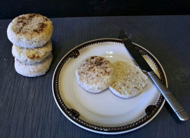 Whole Wheat English Muffin