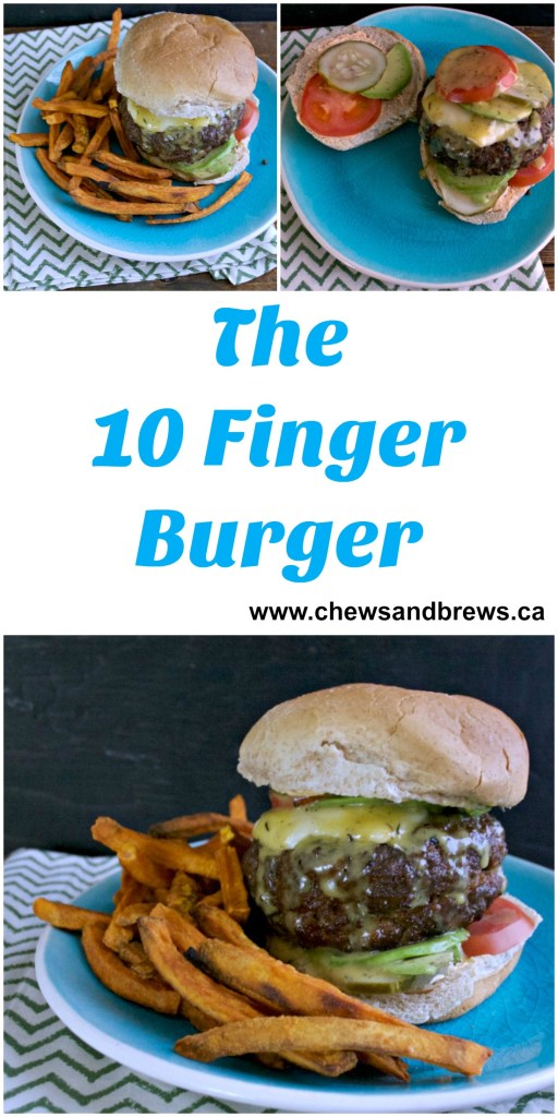 10 Finger Burger