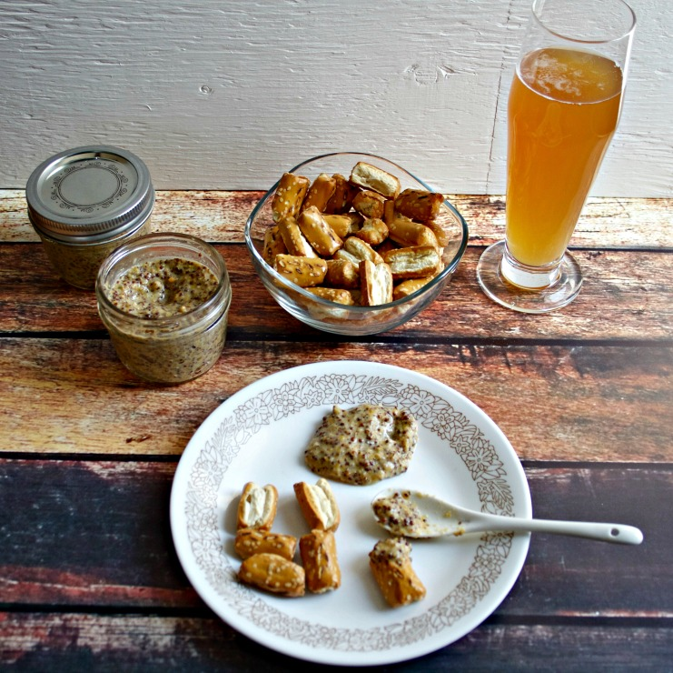 Pale Ale Grainy Beer Mustard
