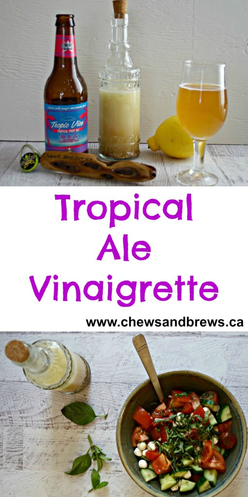 Tropical Ale Vinaigrette