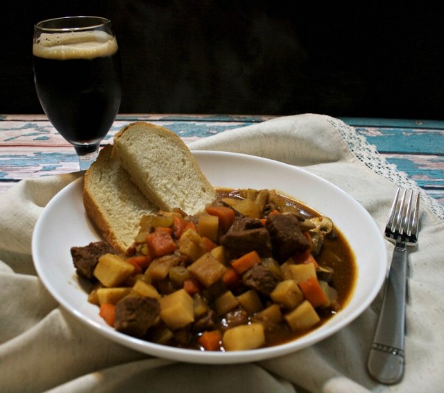 Chocolate Stout Beef Stew